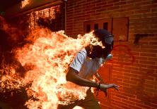 World Press Photo of the Year Nominee